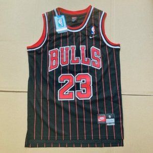 NBA Chicago Bulls 23 Michael Jordan Jersey